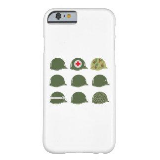Cascos M1 del Ejército del EE. UU. Funda Para iPhone 6 Barely There