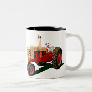 Case 400 Two-Tone coffee mug