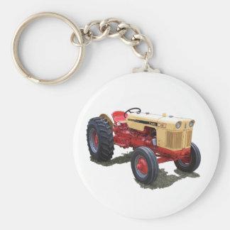 Case 430 basic round button keychain