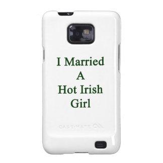 Casé a un chica irlandés caliente samsung galaxy s2 funda