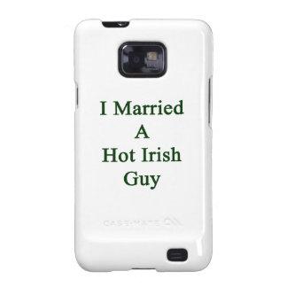 Casé a un individuo irlandés caliente samsung galaxy s2 carcasas