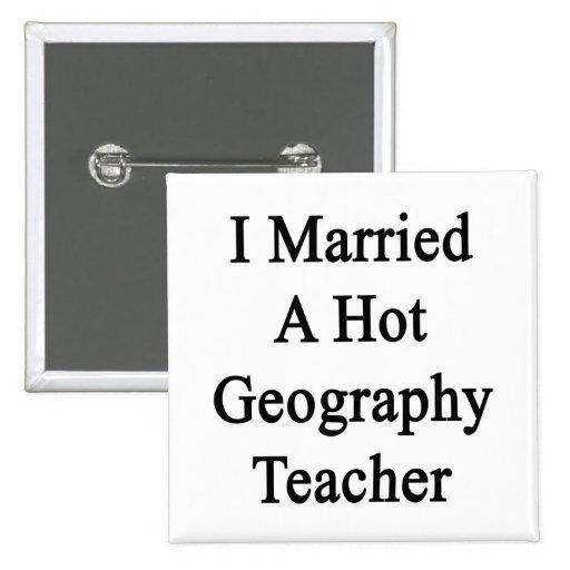 Casé a un profesor caliente de la geografía pin