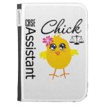Case Assistant Chick Kindle Case