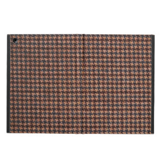 Case: Brown Tweed Fabric iPad Air Cover