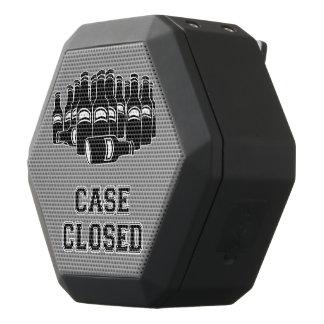 Case Closed Black Bluetooth Speaker