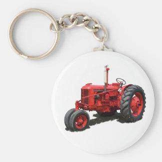 Case DC Basic Round Button Keychain