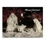 ¡Case el navidad! Postales