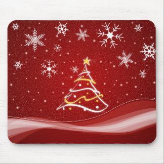 Case el navidad tapetes de ratón