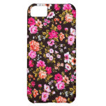 Case Floral Cover For iPhone 5C