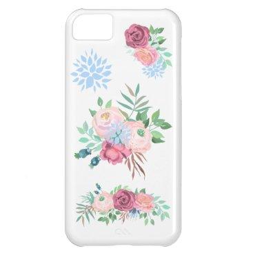 Case flowers