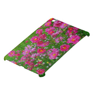 case for iPad Mini/GARDEN OF PINK FLOWERS/PHOTOG. Cover For The iPad Mini