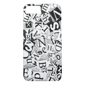 Case for iPhone newspaper