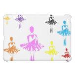 case ipad ballerina black swan dancer iPad mini cases