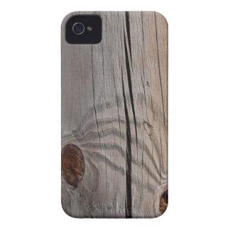 "Case iPHONE4/4S ""LEÑO"" Carcasa Para iPhone 4"