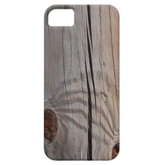"CASE iPHONE4 ""LOG "" Funda Para iPhone SE/5/5s"