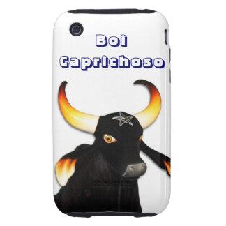 Case iphone 3 Boi Caprichoso Parintins Tough iPhone 3 Cover