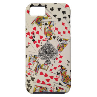 Case iPhone 5 Cover - Customized poker
