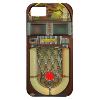 "CASE iPhone 5 ""JUKEBOX "" iPhone 5 Case"