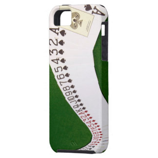 "CASE iPhone 5 ""POKER "" iPhone 5 Case-Mate Cárcasas"
