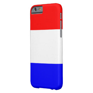 Case iPhone 6 in Rood-Wit-Blauw