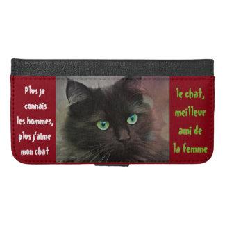 case iPhone black cat