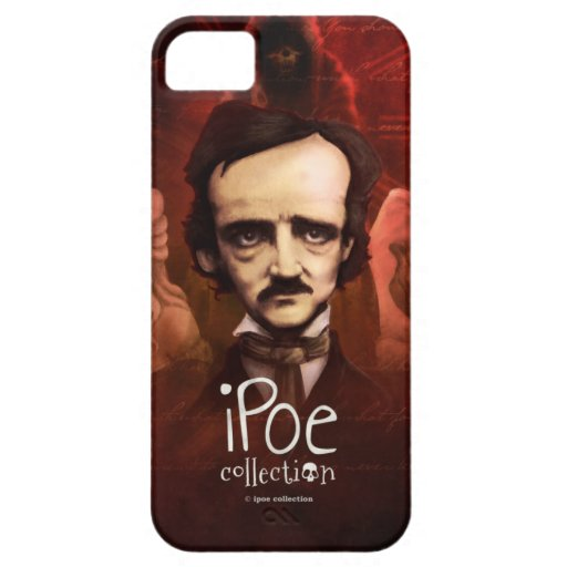 """CASE """"iPoe for Collection"""" iPhone5 iPhone 5 Covers"""