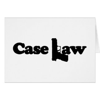 Case Law Cards
