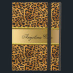 """Case Leopard Gold add Name<br><div class=""""desc"""">•Designed for the Apple iPad 2 and up Leopard Gold add Name Animal Print Fashionable Trendy Computers</div>"""