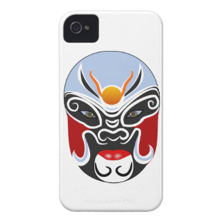 Case-Mate Barely There 4/4S Beijing Opera iPhone 4 Cover