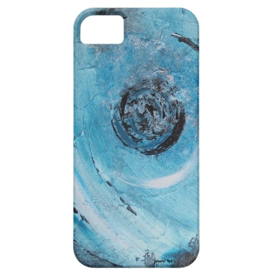Case-Mate Barely There™ iPhone 5 Cases Black Hole