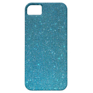 "Case-Mate Case Blue-Green Glitter Photograph ""Lolo"