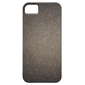 "Case-Mate Case Brown Glitter Photograph ""Italiano"" iPhone 5 Cover"