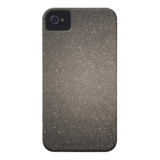 "Case-Mate Case Brown Glitter Photograph ""Italiano"" iPhone 4 Cases"