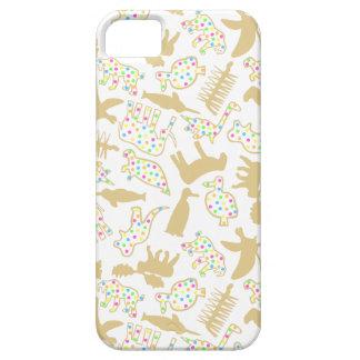 Case-Mate Extinct Animal Crackers iPhone SE/5/5s Case
