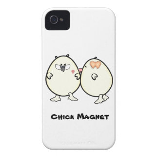 Case-Mate ID 4/4S Chick Magnet