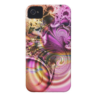 Case-Mate iPhone 4/4s Case - Girlie Swirly