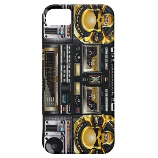 Case-Mate iPhone 5 Barely There Universal Case