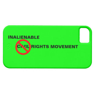 Case-Mate iphone 5 Case w/ Inalienable Rights