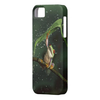 Case-Mate iPhone 5, Red Eyed Frog iPhone SE/5/5s Case
