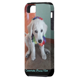 Case-mate iphone 5 vibe with your pet photo iPhone 5 case