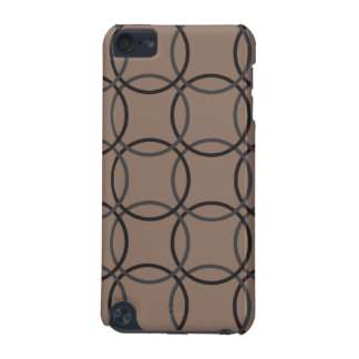 Case-Mate iPod Touch 5G Case - Taupe Circles