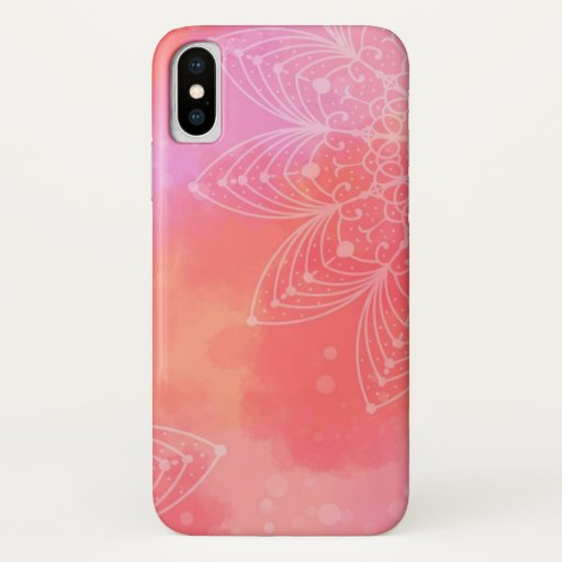 Case-Mate Phone Case, Apple iPhone X, Barely There