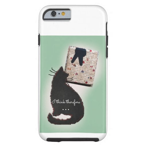 Case-Mate smartphone case, Apple iPhone 6/6s, cat