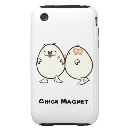Case-Mate Tough 3G/3GS Chick Magnet