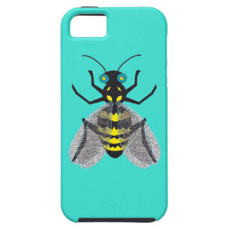 Case-Mate Tough iPhone 5/5S Case w/Colorful Bee