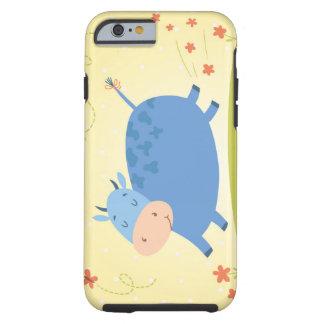 Case-Mate Tough iPhone 6 Case Summer Blue Cow