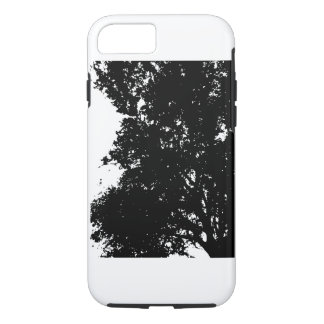Case-Mate Tough iPhone 7 Case PAPA'S TREE SILHO