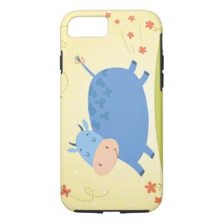 Case-Mate Tough iPhone 7 Case Summer Blue Cow