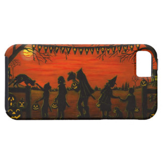 Case-Mate Vibe iPhone 5 Case, Halloween,cats
