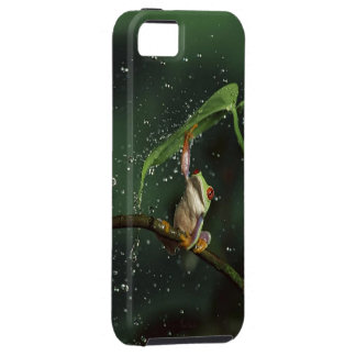 Case-Mate Vibe iPhone 5 Case, Red Eyed Tree Frog iPhone SE/5/5s Case